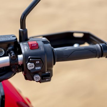 20YM Africa Twin Right Switch
