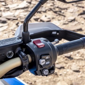 20YM Africa Twin Adventure Sports Switches