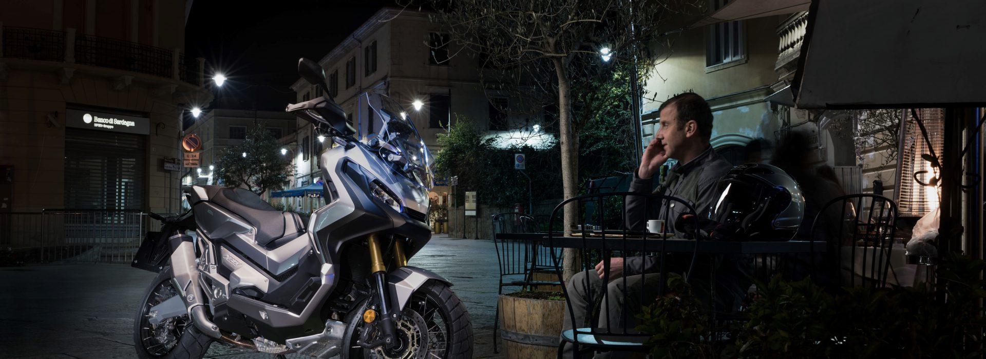 Sardinia Press Event - 17YM X-ADV