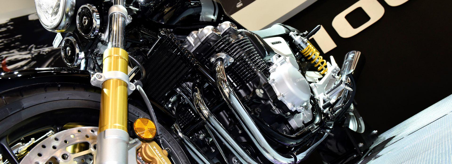 Intermot 2016 - 17YM CB1100 EX/RS